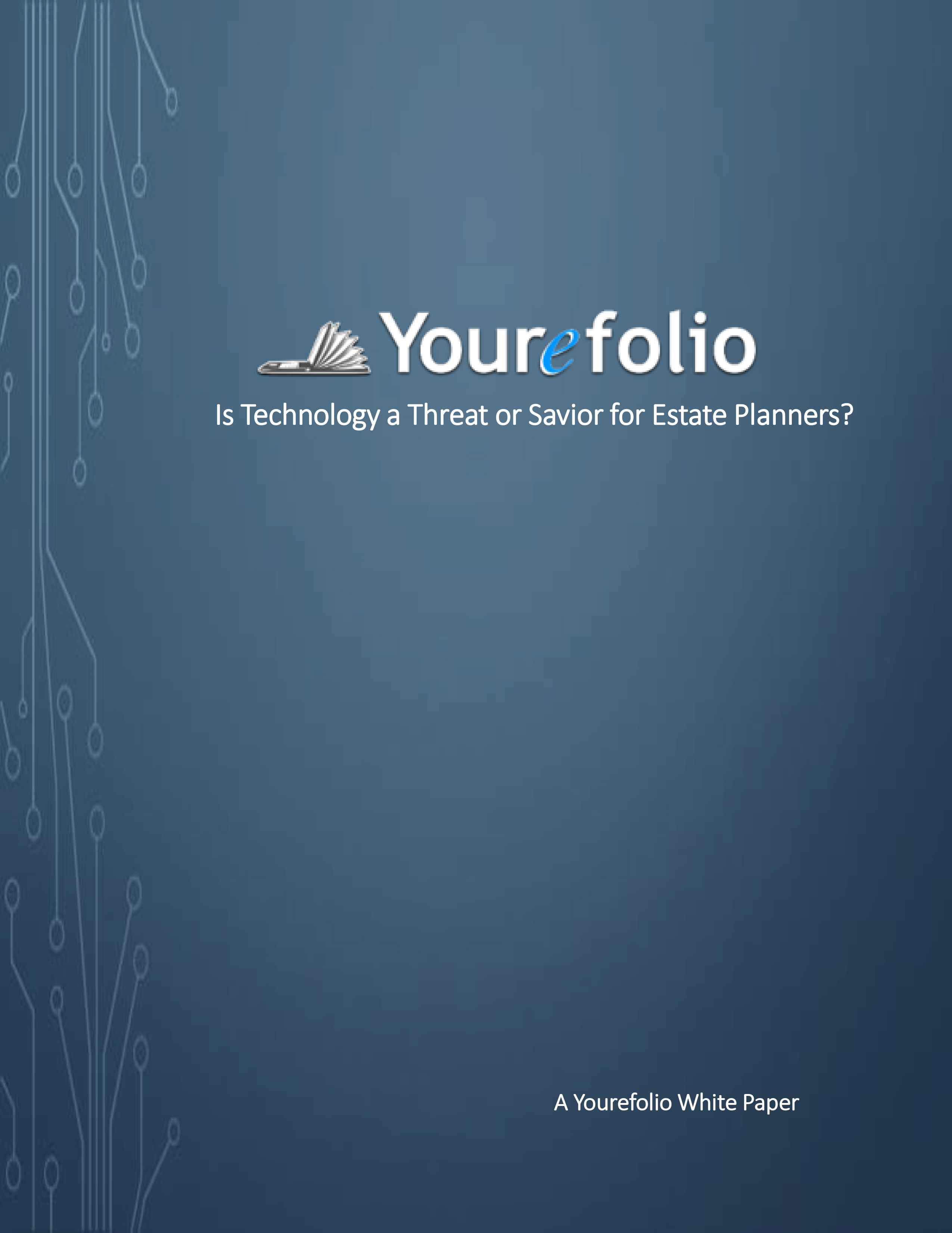 Yourefolio Estate and Legacy Planning Software