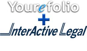 Yourefolio and InterActive Legal Partner and Integrate Platforms